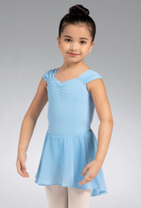 Balera Kids Shirred Sleeve Dress