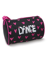 Hearts for Dance Bag