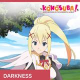 Konosuba - Darkness - Official Licensed Cosplay Wig