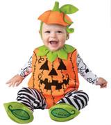 Jack-O-Lantern Toddler Costume