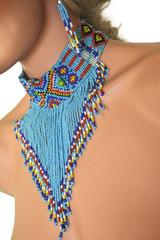 Tribal Choker Set