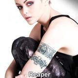 Body Bands – Metal Reaper – Temporary Tattoos