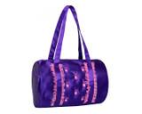 Dance Bag Ruffles2 - Purple