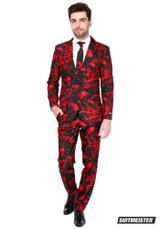 Halloween Blood Men's Suitmeister Suit