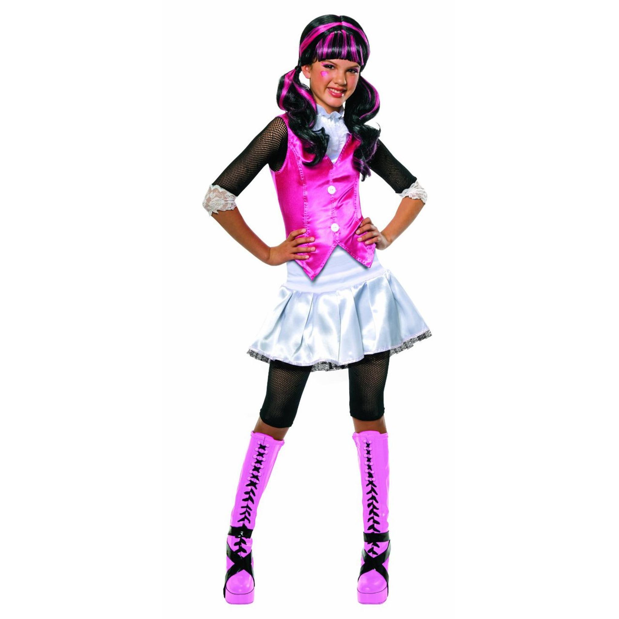 Draculaura Licensed Monster High Costume 884787