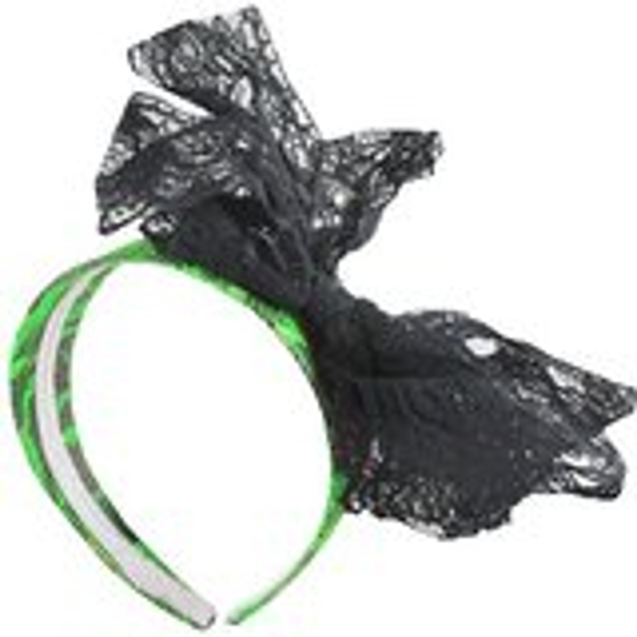 80/'s Lace Headband