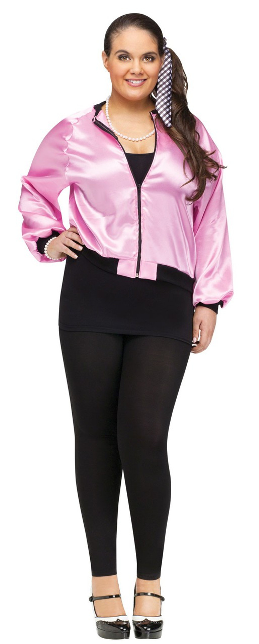 d62396e6cab 50's Ladies Jacket Plus Size