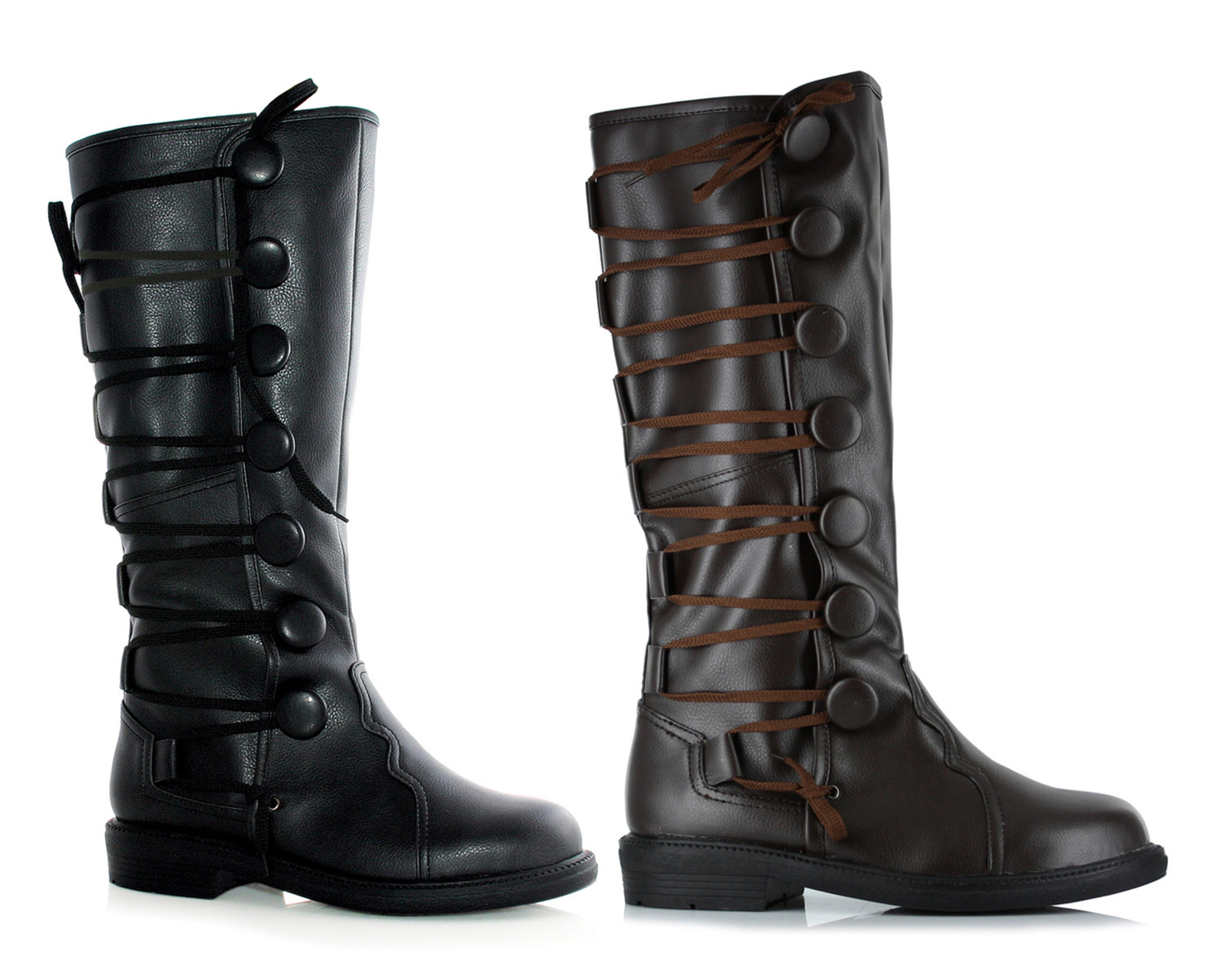 large discount clearance preview of Ren Men's Renaissance Boots or Pirate Boots 1