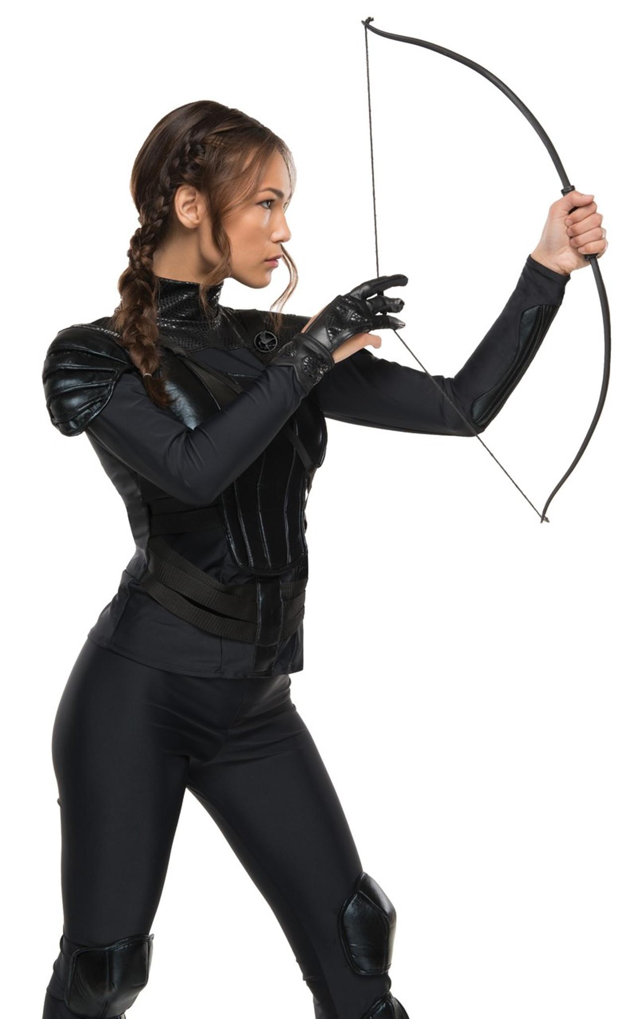 Katniss Everdeen Archer S Gloves The Hunger Games Imaginations