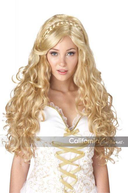 Mythic Goddess Wig Blonde