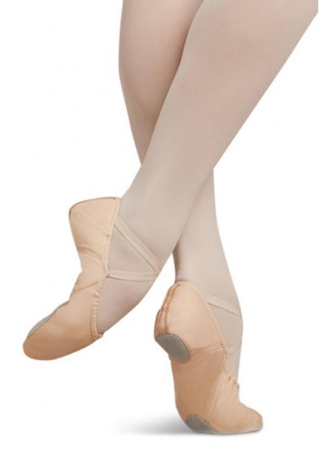 Capezio Leather Juliet II Split Sole Ballet Shoe