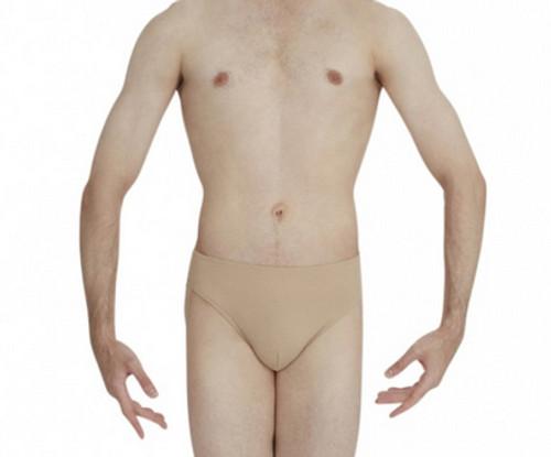 Capezio Men's Full Seat Dance Belt - Nude