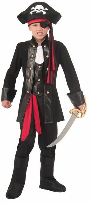 Seven Seas Pirate Child's Costume