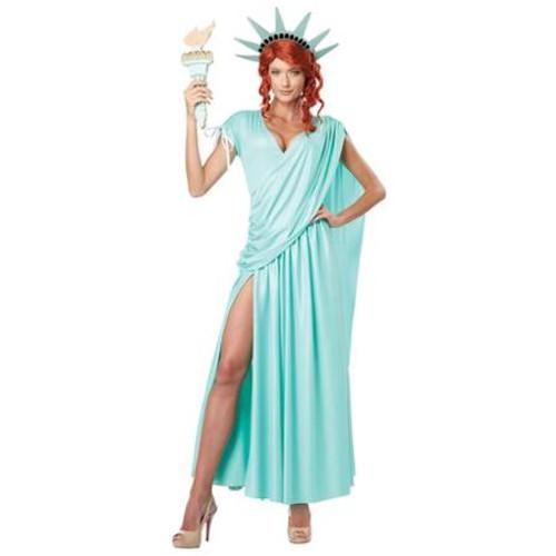 Patriotic Lady Liberty Costume