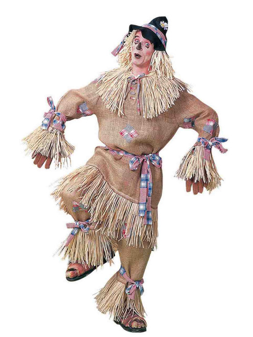 Scarecrow Adult Deluxe Costume