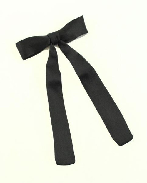 Bow Tie Colonel String Clip-On Tie - Assorted Colors