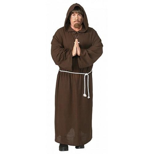 Friar Tuck Monk Costume