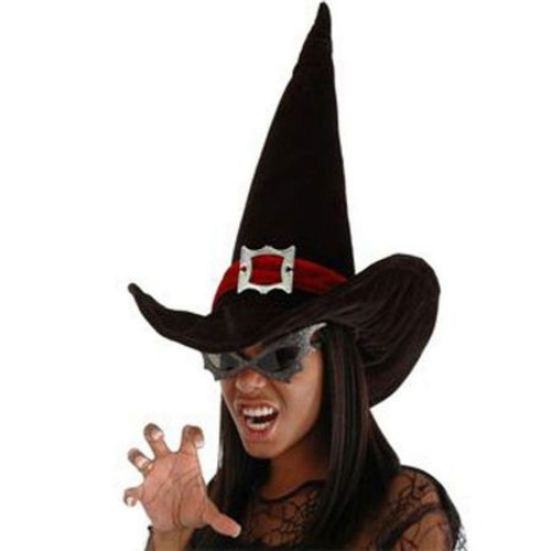 /witch-hat-blk-w-buckel/