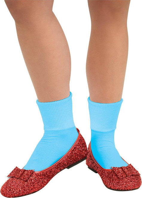 Wizard of Oz Licensed Dorothy Ruby Slippers Adult Deluxe Shoes