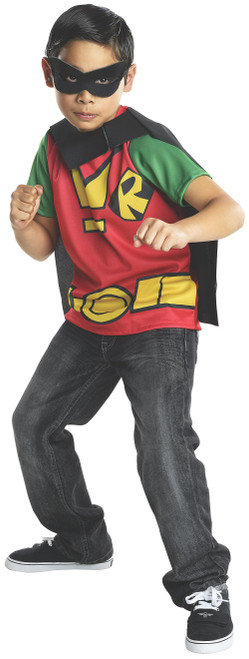 Robin Licensed Teen Titans Go! Costume