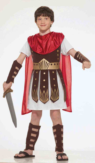 Roman Warrior Costume Kids