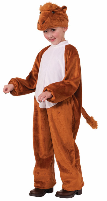 Camel Costume with Headpiece