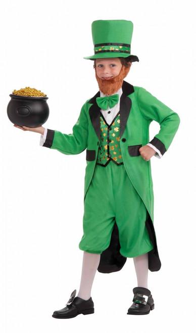 Mr. Leprechaun Irish Costume Kids