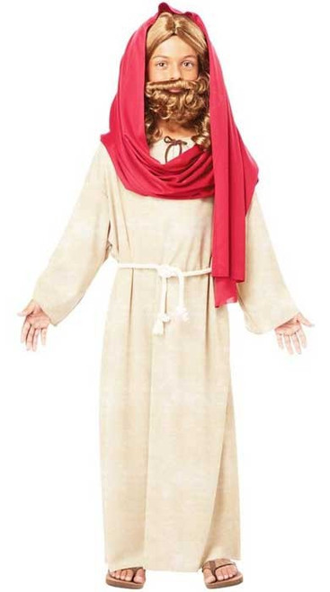 Jesus Costume Kid's Biblical Outfit