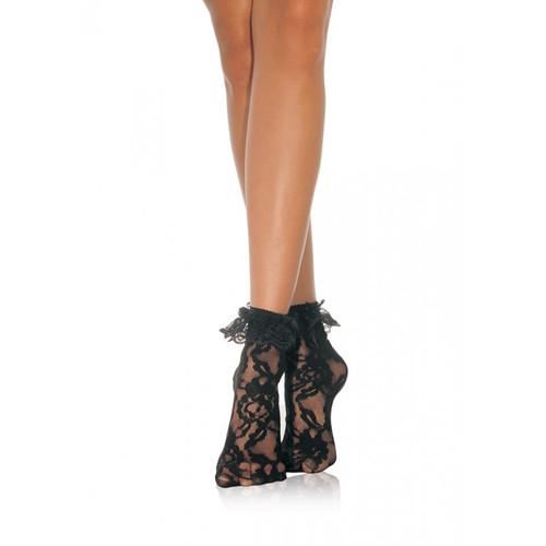 /black-lace-ankle-socks-w-ruffle/