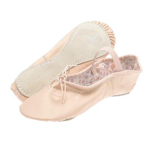 Capezio Daisy Full Sole Ballet Shoe - Ballet Pink