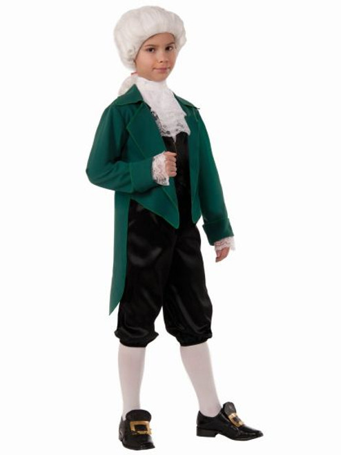 Thomas Jefferson Kids Costume