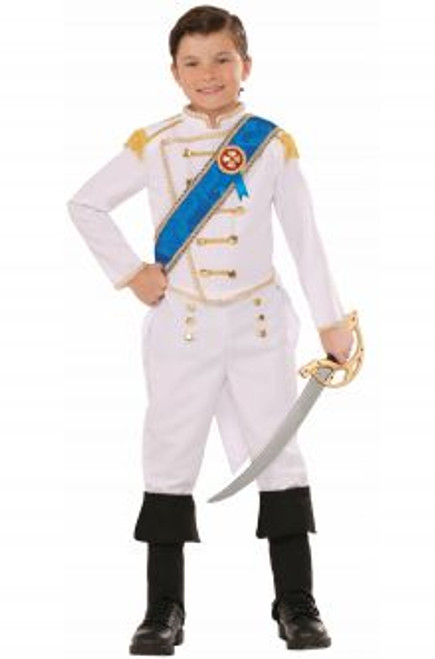 Happily Ever After Prince Charming Kids Costume