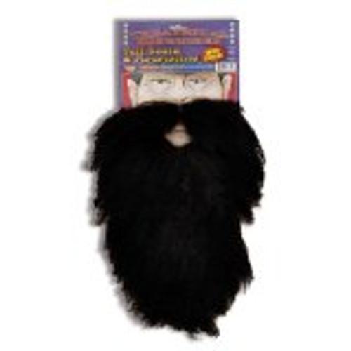 Beard & Moustache Full Set with Elastic strap