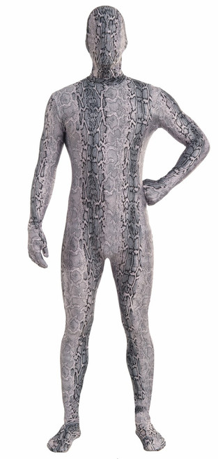 Disappearing Man Suit Snake Costume
