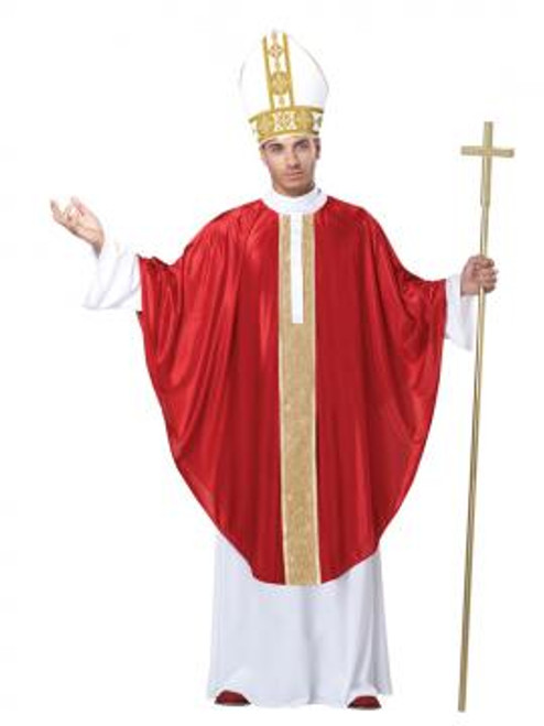 The Pope Costume