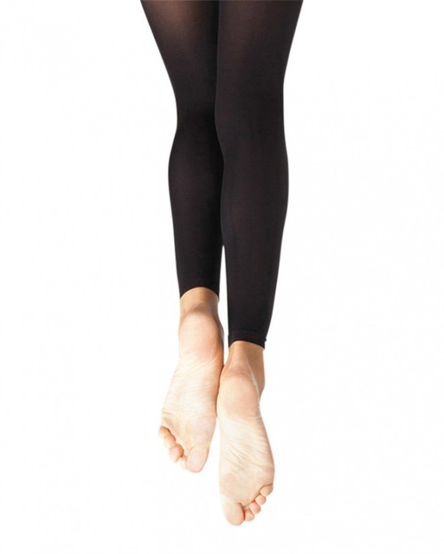 Capezio Toddler/Small Footless Ultrasoft Tights Knit Waistband 1917X