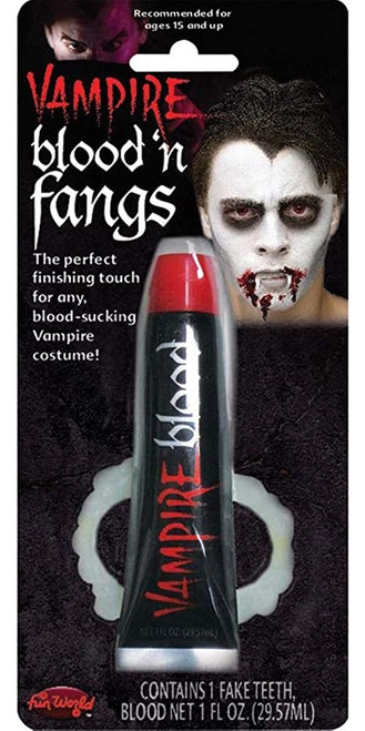 Vampire Blood 'n Fangs