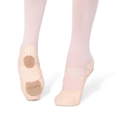 Capezio Hanami Split Sole Ballet Shoe Light Pink