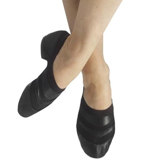 Capezio Freeform Black Jazz Shoes