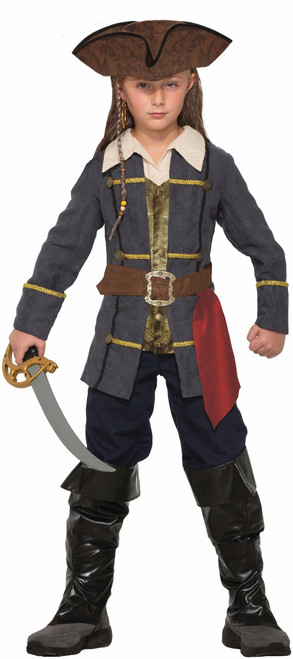 Captain Cutlass Kids Pirate