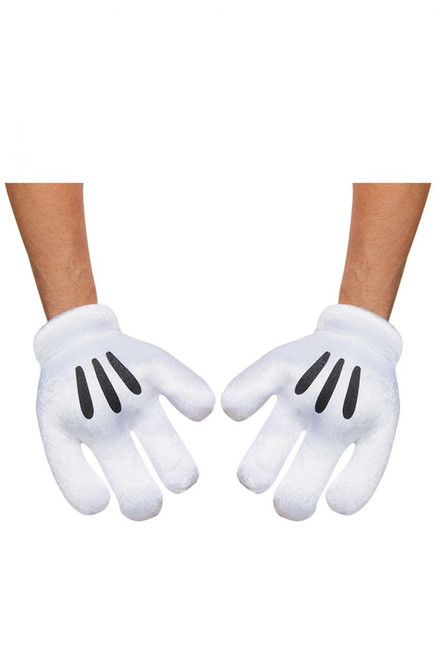 Disney Adult Mickey Mouse Gloves