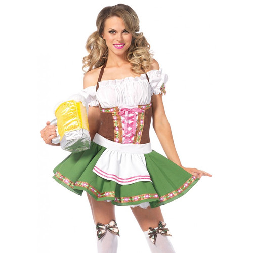Leg Avenue Gretchen Beer Girl Dress (83311)