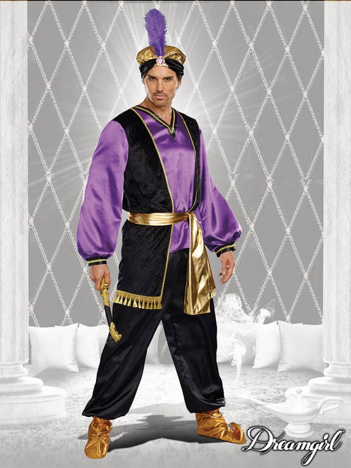 Dreamguys The Sultan Mens Costume