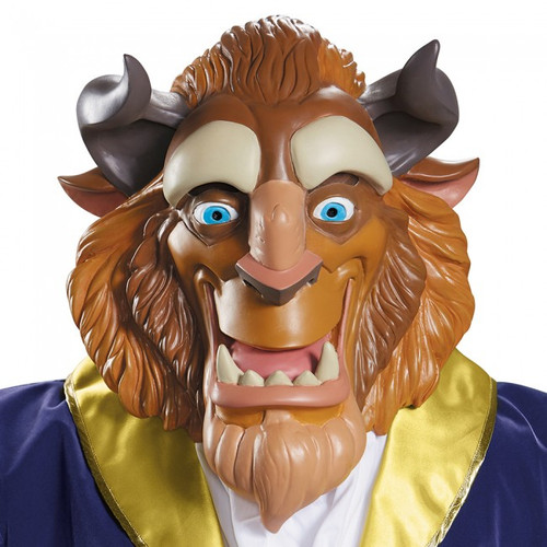 Beast Deluxe Adult Mask