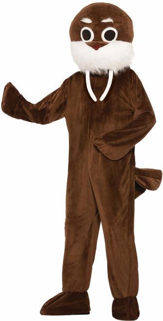 Walrus Plush Mascot Adults
