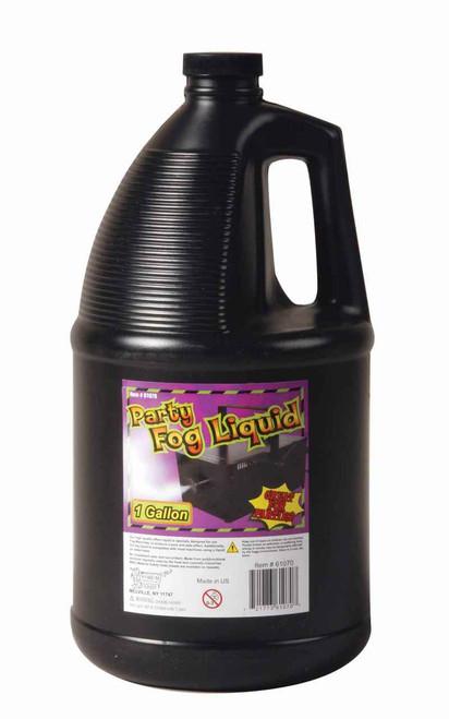 Fog Liquid Gallon Fog Juice