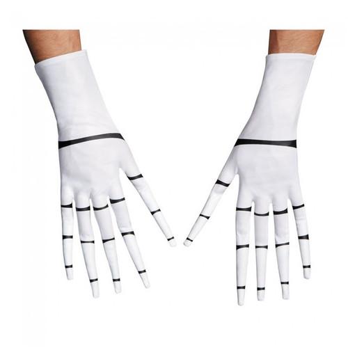 Nightmare Before Christmas Jack Skellington Adult Gloves
