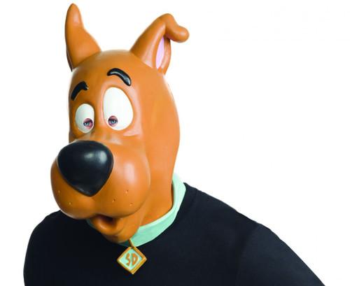 Scooby-Doo Overhead Latex Mask