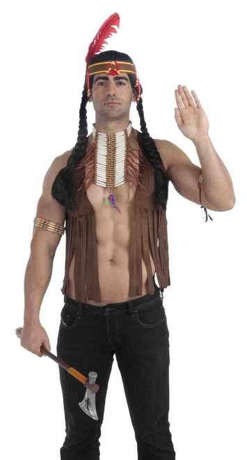 Chest Piece Native America Necklace