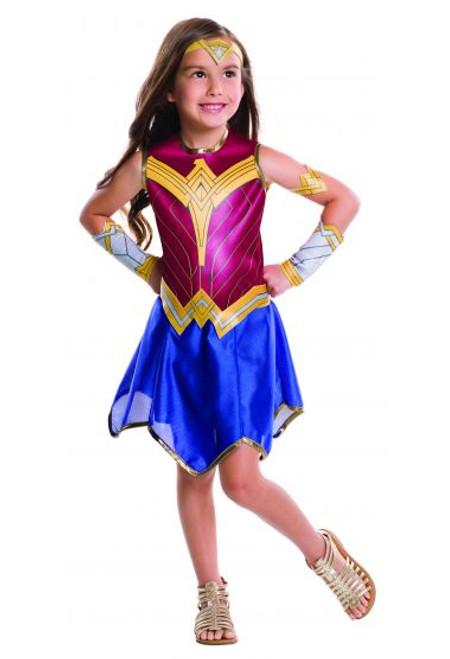 Batman v Superman Licensed Wonder Woman Costume